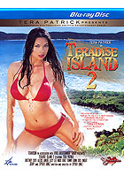 Nikki Benz in Teradise Island 2  Blu ray Disc