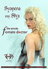 Syonera von Styx: The Strictly Female Doctor