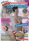 Happy Weekend Nr. 1039 + DVD &quot;Harte Ficker!&quot; + DVD &quot;Porno-Casting&quot;