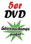 5er DVD �berraschungspaket