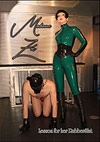 Madame Zoe: Lesson For Her Rubber Slut