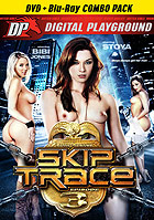 Stoya in Skip Trace 3  DVD + Blu ray Combo Pack