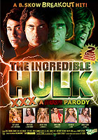 The Incredible Hulk XXX A Porn Parody 2 Disc Coll