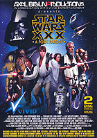 Star Wars XXX A Porn Parody  2 Disc Set DVD