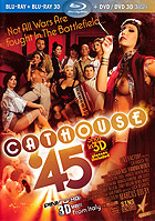 Cathouse 45  3 Disc Set (3D Blu ray + 2D Blu ray + DVD