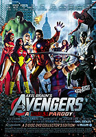 Avengers XXX A Parody  2 Disc Collectors Edition DVD