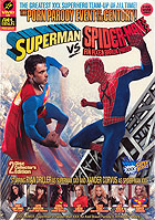 Superman vs Spider Man XXX A Porn Parody  2 Disc C DVD