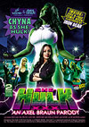 She-Hulk XXX: An Axel Braun Parody - 2 Disc Collector's Edition