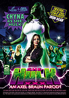 She Hulk XXX An Axel Braun Parody  2 Disc Collecto DVD