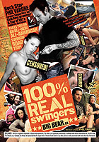 100% Real Swingers Big Bear DVD