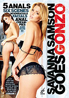 Jessica Moore in Savanna Samson Goes Gonzo