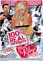 100% Real Swingers Meet The Rileys DVD