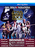 Star Wars XXX A Porn Parody  Blu ray Disc DVD