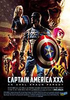 Captain America XXX An Axel Braun Parody 2 Disc S