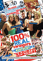 100% Real Swingers Kentucky DVD
