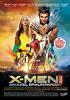 X Men XXX An Axel Braun Parody 2 Disc Set