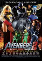 Avengers XXX 2 An Axel Braun Parody 2 Disc Set
