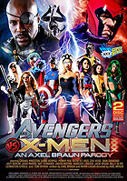 Avengers Vs X Men XXX An Axel Braun Parody 2 Disc