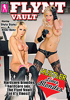 Shyla Stylez in Flynt Vault Hustler Loves Blondes