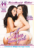 Asa Loves Girls DVD