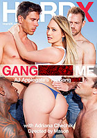 Gangbang Me DVD