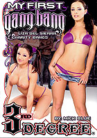 My First Gang Bang DVD