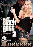 My Black Boss 3 DVD