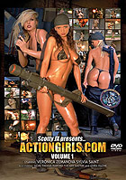 Actiongirls: Volume 1 by Actiongirls