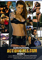 Actiongirls Volume 4 DVD