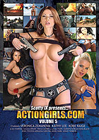 Actiongirls: Volume 5 by Actiongirls