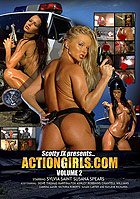Actiongirls Volume 2 DVD