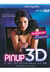 Pinup 3D - True Stereoscopic 3D Blu-ray Disc