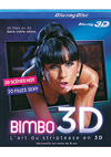 Bimbo 3D - True Stereoscopic 3D Blu-ray Disc
