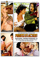 Pissing In Action  Natural Born Pissers 10 DVD