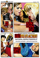 Pissing In Action  Natural Born Pissers 27 DVD