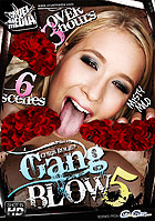 Gang Blow 5 DVD