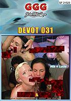 GGG Devot Sperma Pisse 31 DVD
