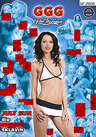 July Sun die Sperma Sklavin DVD