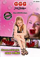 Karen schluckt zum 1 Mal DVD