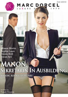 Manon, Sekretärin in Ausbildung