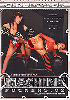 Girlpower  Machine Fuckers 2 DVD