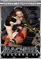 Girlpower  Machine Fuckers 5 DVD