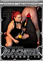 Machine Fuckers 12 DVD