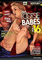 Footsie Babes 16 DVD