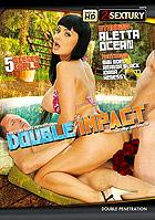 Aletta Ocean in Double Impact