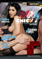 DP Chicks 4 DVD
