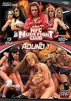 Jessica Moore in NFC  Nude Fight Club Round 1