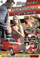 Stosszeit im Autohaus Pervers