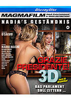 Grazie Presidente  True Stereoscopic 3D Blu ray Di DVD