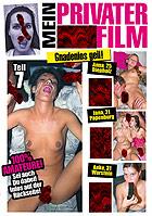 Mein privater Sexfilm Teil 7 DVD